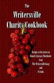 The Writersville Charity Cookbook