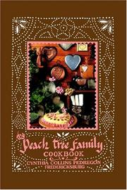 Cover of: The Peachtree Family Cookbook | Cynthia Collins Pedregon