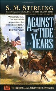 Cover of: Against the tide of years