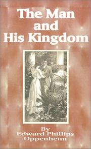 Cover of: The man and his kingdom