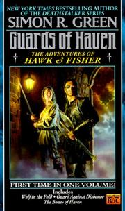 Cover of: Guards of Haven: The Adventures of Hawk and Fisher