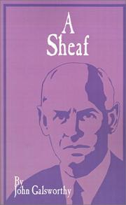 Cover of: A sheaf