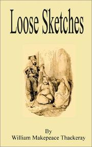 Cover of: Loose sketches