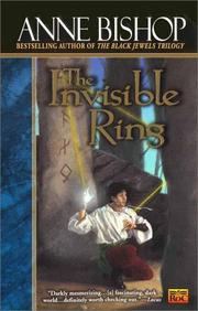 Cover of: The invisible ring