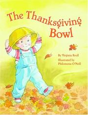 Cover of: The Thanksgiving bowl