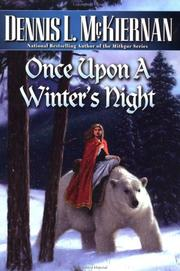 Cover of: Once upon a winter