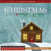 Cover of: Christmas in Two Acts | O. Henry