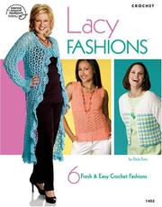Cover of: Lacy Fashions (1403)