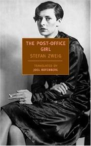 Cover of: The post-office girl