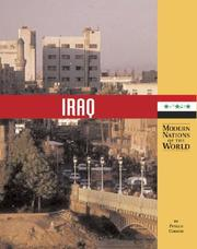 Cover of: Modern Nations of the World - Iraq (Modern Nations of the World) | Phyllis Corzine