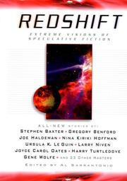 Cover of: Redshift | edited by Al Sarrantonio.