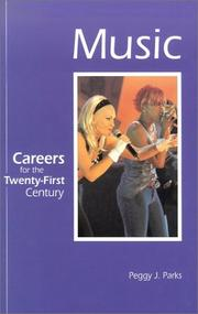 Cover of: Careers for the Twenty-First Century - Music (Careers for the Twenty-First Century)