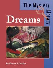 Cover of: The Mystery Library - Dreams (The Mystery Library)