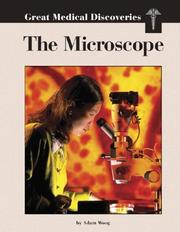 Cover of: Great Medical Discoveries - The Microscope (Great Medical Discoveries)