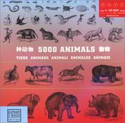 Cover of: 5,000 Animals |