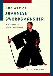 Cover of: The Art of Japanese Swordsmanship | Nicklaus Suino