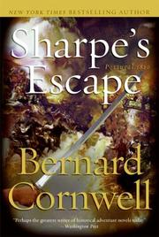 Cover of: Sharpe's Escape: Richard Sharpe and the Bussaco Campaign, 1810