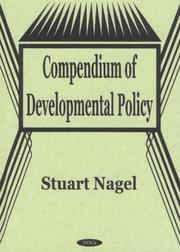 Cover of: Compendium of Developmental Policy