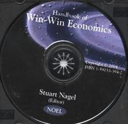 Cover of: Handbook of Win-Win Economics