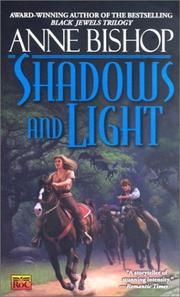 Cover of: Shadows and light