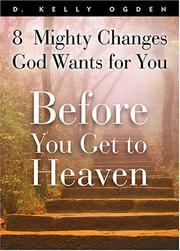Cover of: Before You Get To Heaven