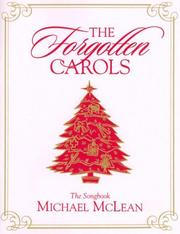 Cover of: The Forgotten Carols | Michael McLean