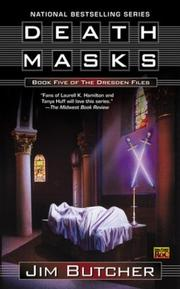 Cover of: Death Masks