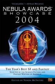Cover of: Nebula Awards Showcase 2004 (Nebula Awards Showcase)