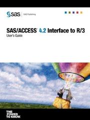 Cover of: SAS/ACCESS(R) 4.2 Interface to R/3