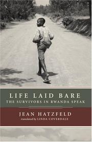 Cover of: Life laid bare