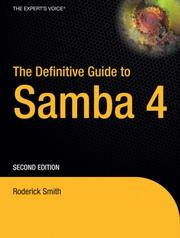 Cover of: The Definitive Guide to Samba 4