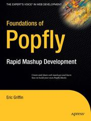 Cover of: Foundations of Popfly