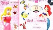 Cover of: Disney Princess Best Friends (Princes; Friends Collection, a Learn Aloud Book) | Studio Mouse
