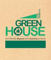 Cover of: Green House | Norm Crampton
