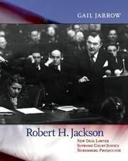 Cover of: Robert H. Jackson