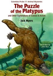 Cover of: The Puzzle of the Platypus