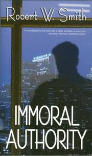 Cover of: Immoral Authority