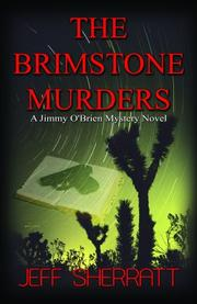Cover of: The Brimstone Murders (A Jimmy O