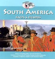 Cover of: South America | Roger E. Hernandez