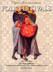 Cover of: Folk Festivals (North American Folklore)