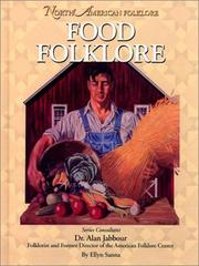 Cover of: Food Folklore (North American Folklore)