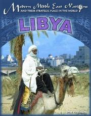 Cover of: Libya (Modern Middle East Nations and Their Strategic Place in the World)