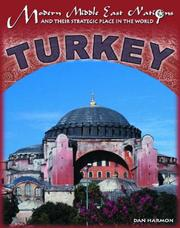 Cover of: Turkey (Modern Middle East Nations and Their Strategic Place in the World)