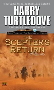 Cover of: The Scepter's Return (The Scepter of Mercy, Book 3) | Dan  Chernenko, Harry Turtledove