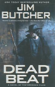 Cover of: Dead beat: a novel of the Dresden files