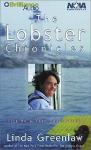 Cover of: Lobster Chronicles, The | Linda Greenlaw