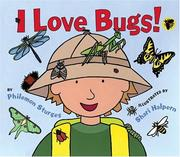 Cover of: I love bugs!