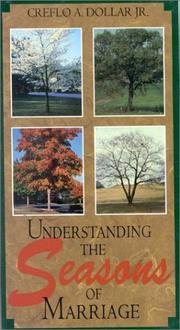 Cover of: Understanding the Seasons of | Creflo A., Jr. Dollar