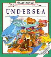 Cover of: Under Sea
