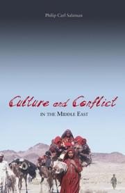 Cover of: Culture and conflict in the Middle East